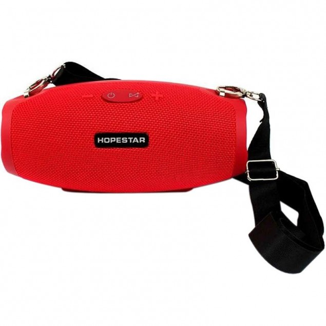 Bluetooth Колонка Hopestar H26 Mini Red