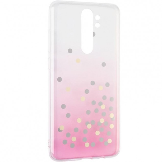 Crystal Shine Case for Xiaomi Redmi 7 Pink