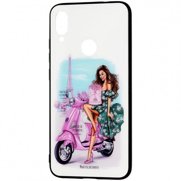 Girls Case for iPhone X/XS №4