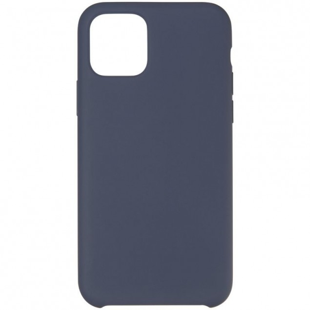 Hoco Pure Series Protective Case for iPhone 11 Pro Dark Blue