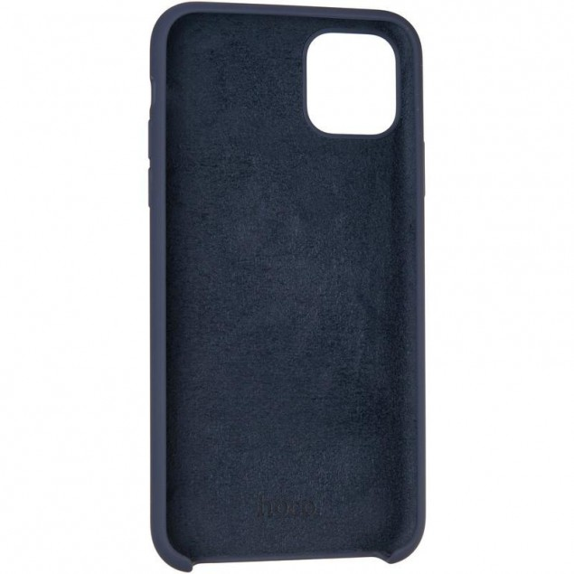 Hoco Pure Series Protective Case for iPhone 11 Pro Max Dark Blue