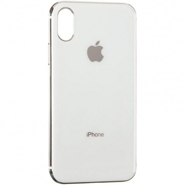 Anyland Deep Farfor Case for iPhone XS Max White