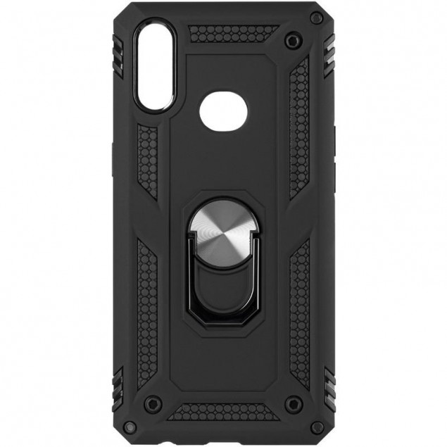 HONOR Hard Defence Series New for Samsung A315 (A31) Black