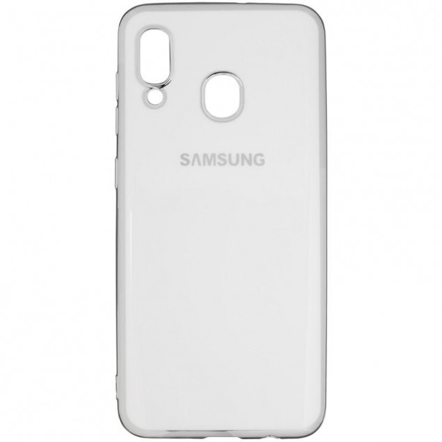 Anyland Deep Farfor Case for Samsung A307 (A30s) White