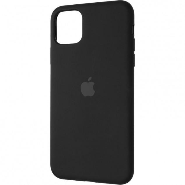 Original Full Soft Case for iPhone 6 Black