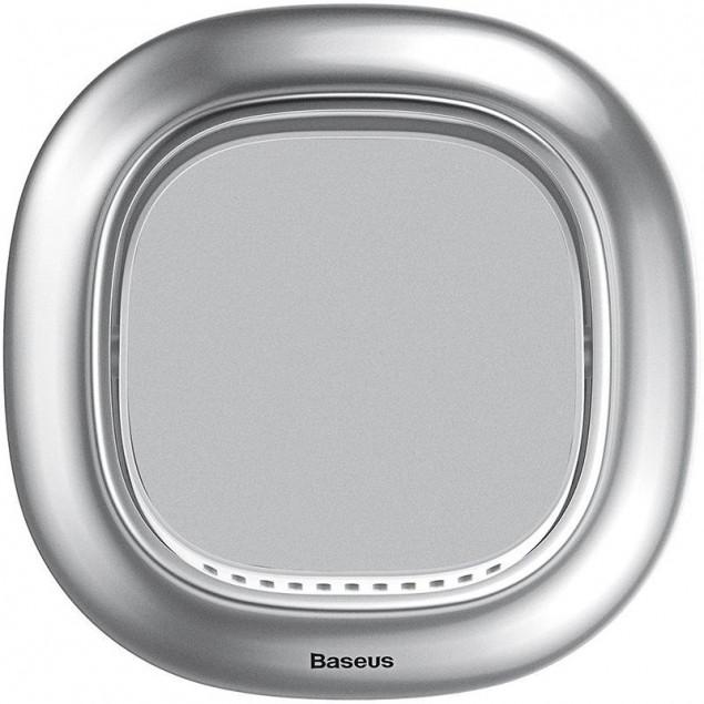 Baseus Little Volcano (SUXUN-BH0S) Silver (Автомобильный освежитель воздуха)