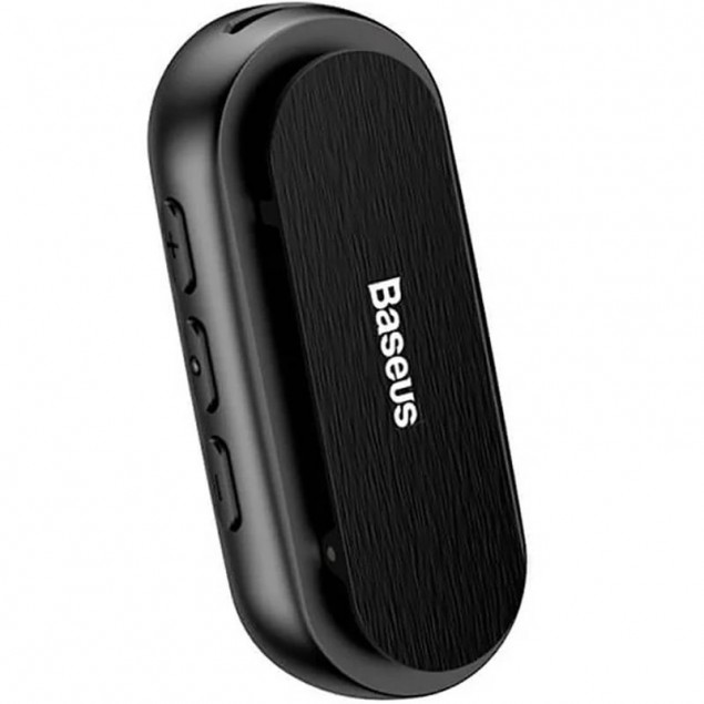 Bluetooth ресивер Baseus BA02 Wireless Adapter (NGBA02-01) Black