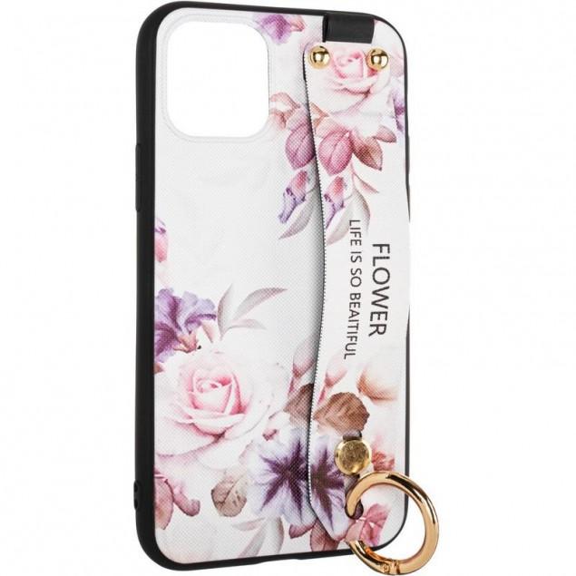 Flower Rope Case for Xiaomi Redmi 9a White