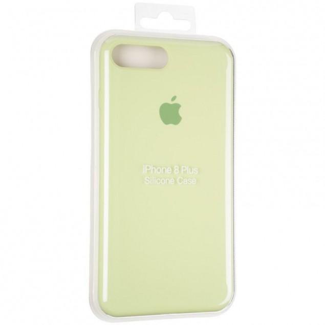 Original Full Soft Case for iPhone 7 Plus/8 Plus Avocado