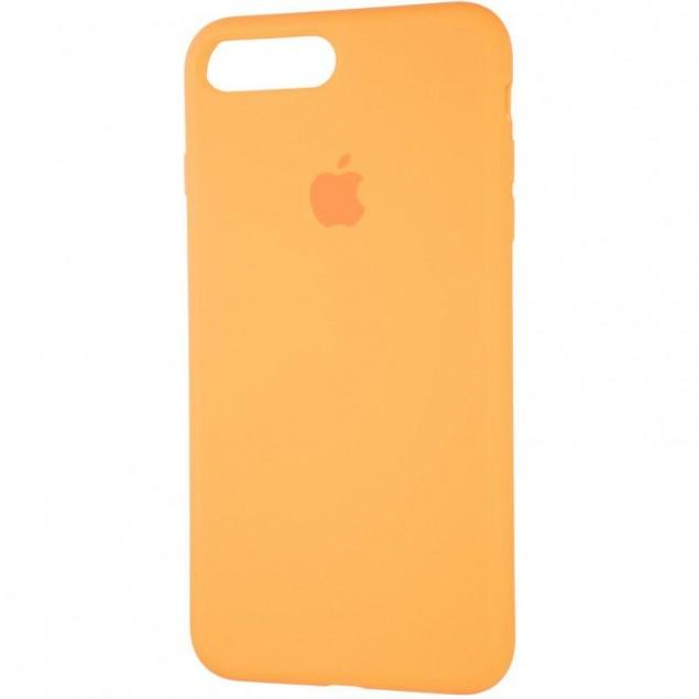 Original Full Soft Case for iPhone 7 Plus/8 Plus Papaya