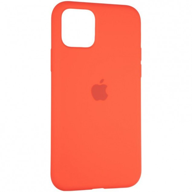Original Full Soft Case for iPhone 11 Pro Red