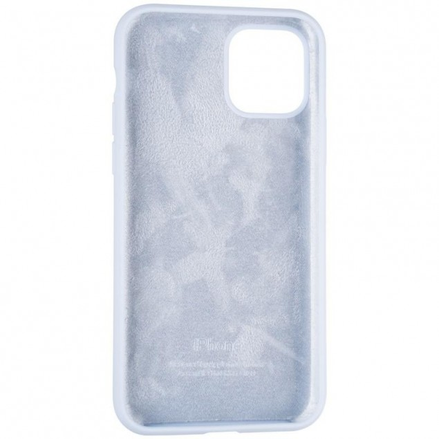 Original Full Soft Case for iPhone 11 Pro Lilac