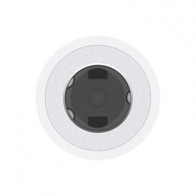 Adapter Apple Lightning -> 3.5mm White HC