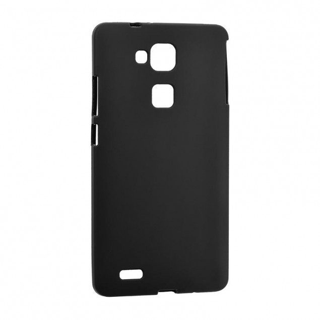 Original Silicon Case Huawei Nova Plus Black