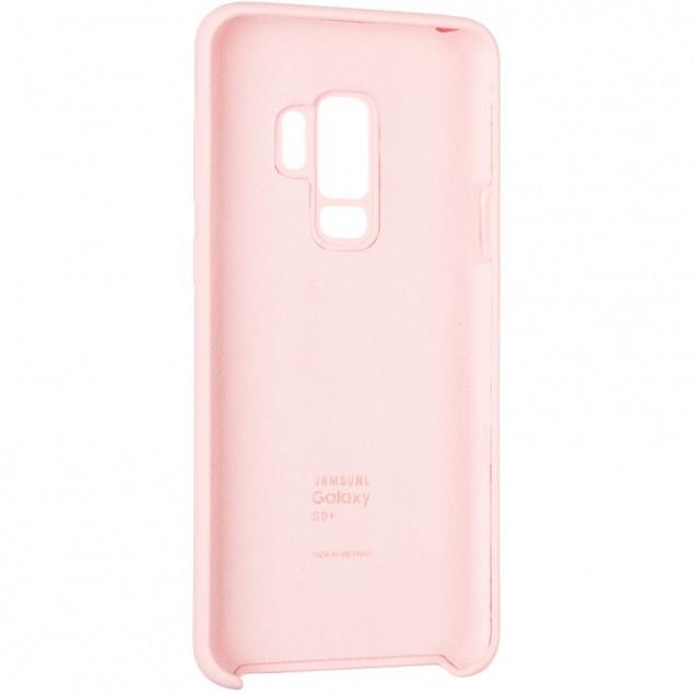 Original 99% Soft Matte Case for Samsung G965 (S9 Plus) Pink