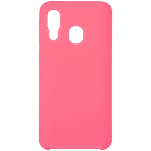 Original 99% Soft Matte Case for Samsung A405 (A40) Hot Pink