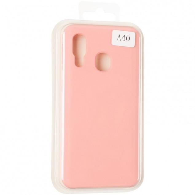 Original 99% Soft Matte Case for Samsung A405 (A40) Pink