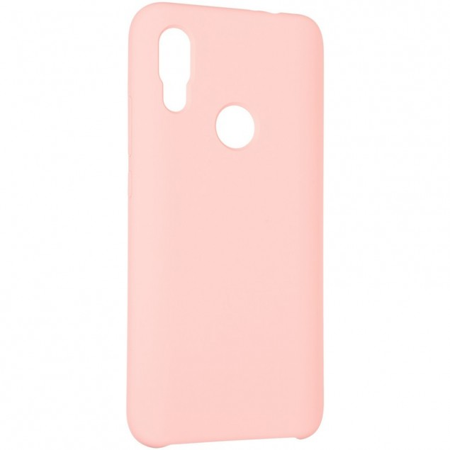 Original 99% Soft Matte Case for Xiaomi Redmi 7 Pink