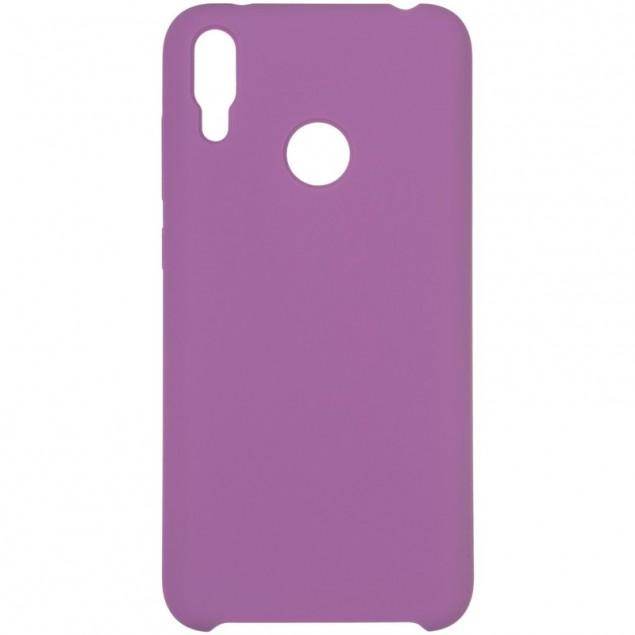 Original 99% Soft Matte Case for Huawei Y7 (2019) Violet