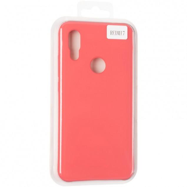 Original 99% Soft Matte Case for Xiaomi Redmi 7 Rose Red