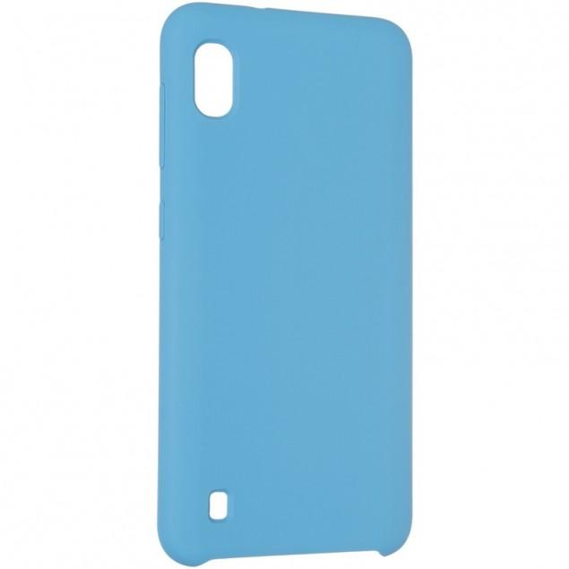 Original 99% Soft Matte Case for Samsung A105 (A10) Blue