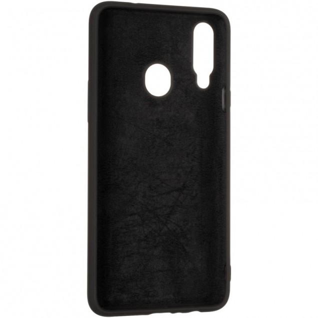 Original 99% Soft Matte Case for Samsung A207 (A20s) Black