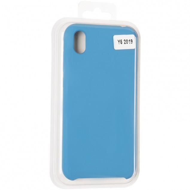 Original 99% Soft Matte Case for Huawei Y5 (2019) Blue