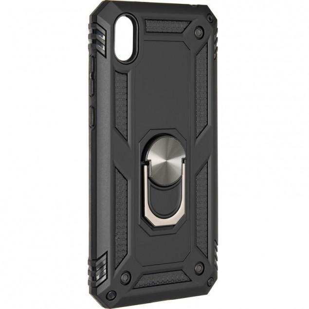 HONOR Hard Defence Series New for Huawei Y5 (2019) Black
