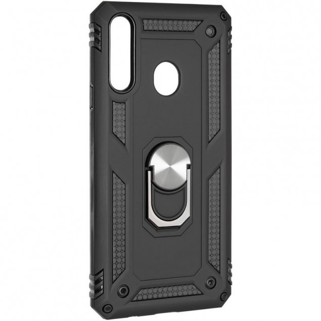HONOR Hard Defence Series New for Samsung A207 (A20s) Black
