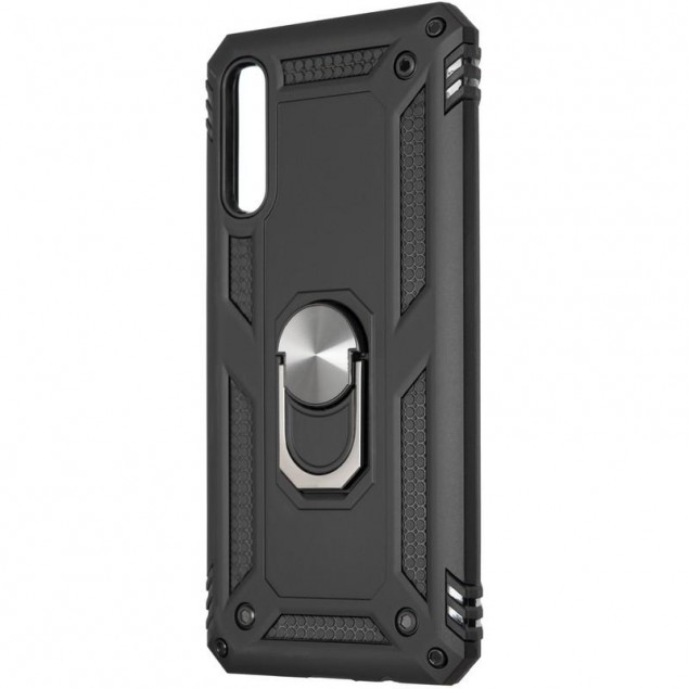 HONOR Hard Defence Series New for Samsung A307 (A30s) Black