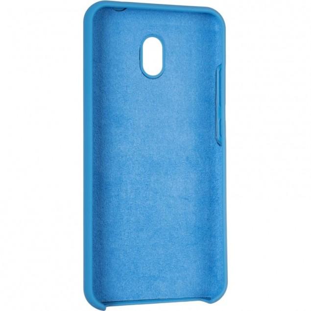 Original 99% Soft Matte Case for Xiaomi Redmi 8a Blue
