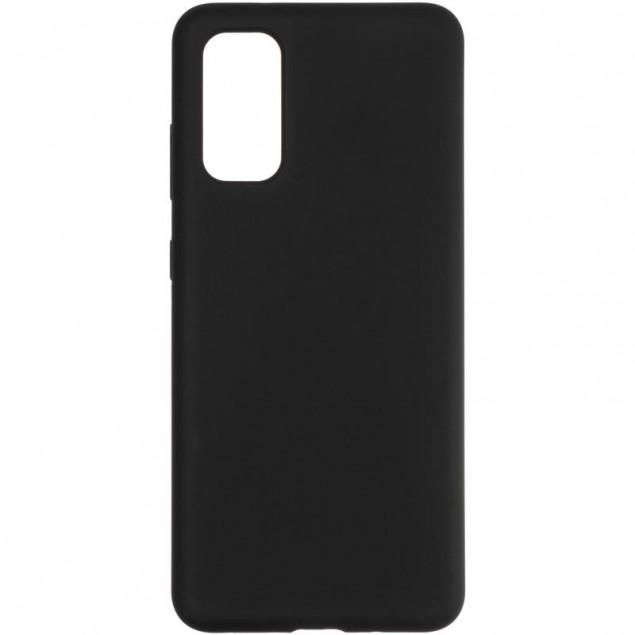 Original 99% Soft Matte Case for Samsung G980 (S20) Black