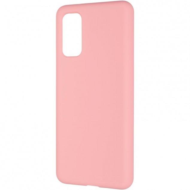 Original 99% Soft Matte Case for Samsung G980 (S20) Pink
