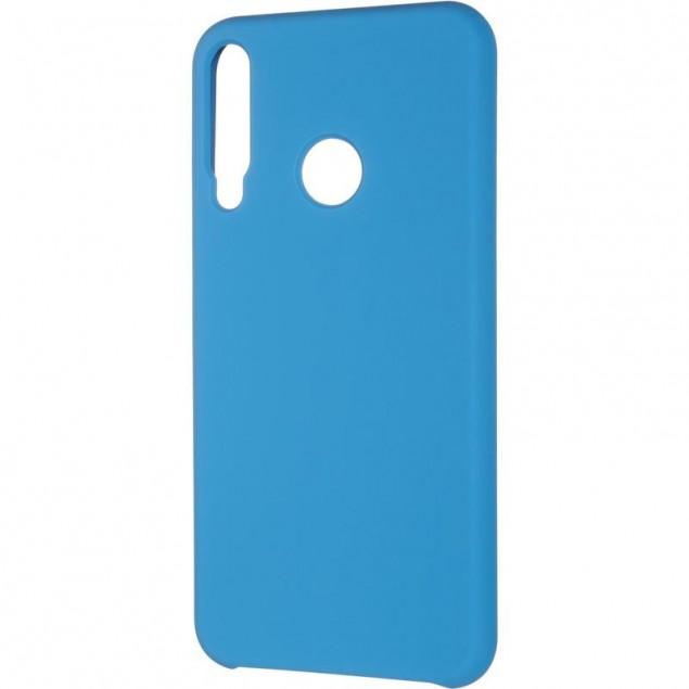 Original 99% Soft Matte Case for Huawei P40 Lite E Blue