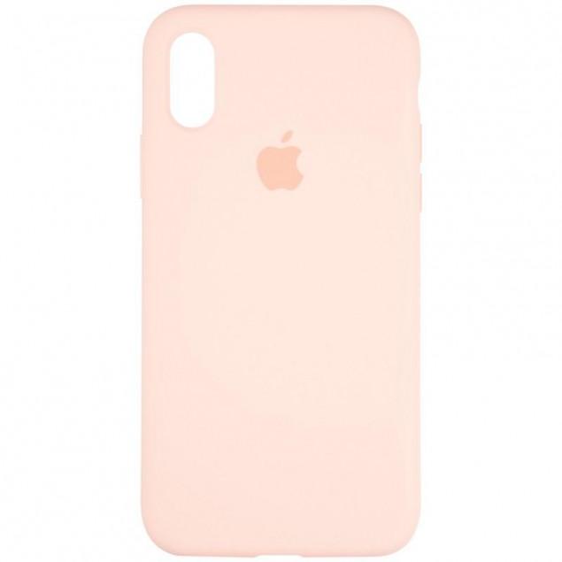 Original Full Soft Case for iPhone X/XS Grapefruit