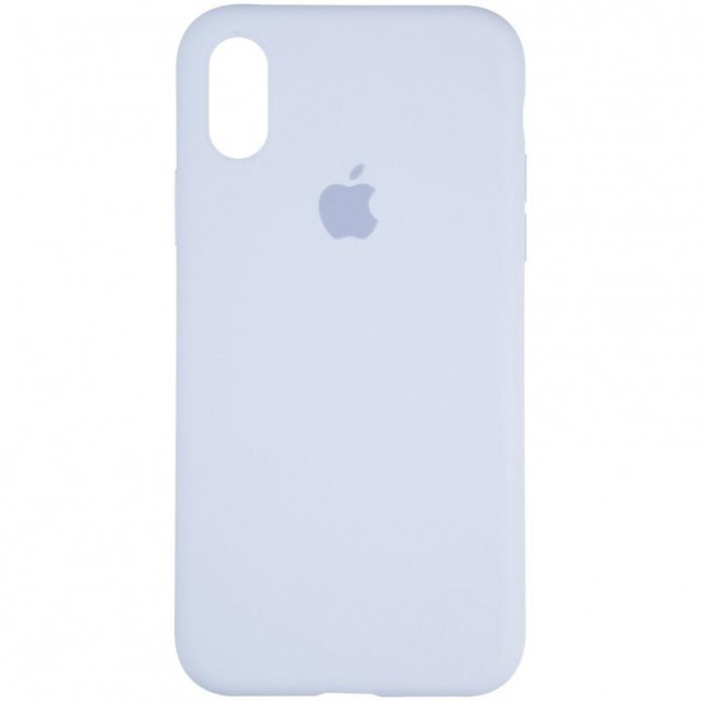 Original Full Soft Case for iPhone X/XS Lilac