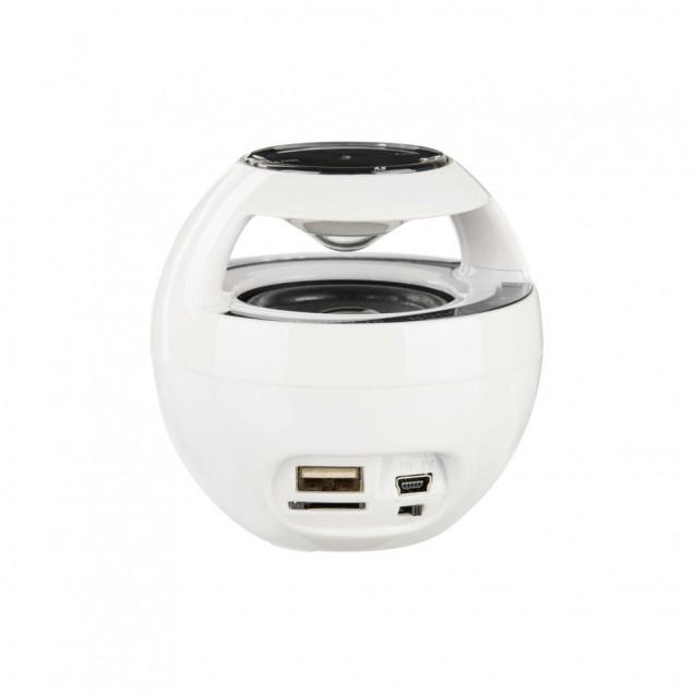 Bluetooth Колонка WS-136 White