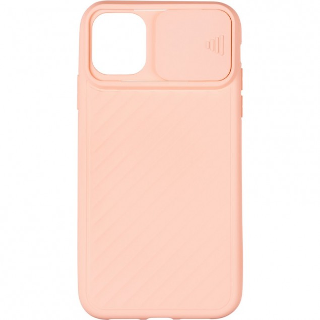 Carbon Camera Air Case for iPhone 11 Pink