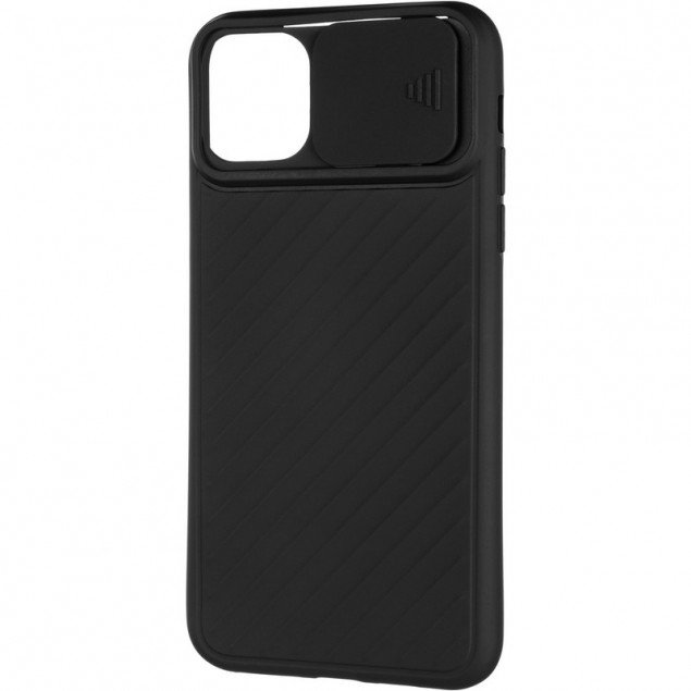 Carbon Camera Air Case for iPhone 11 Pro Max Black