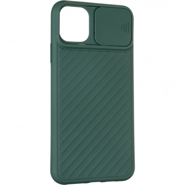 Carbon Camera Air Case for iPhone 11 Pro Max Green