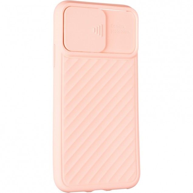 Carbon Camera Air Case for iPhone X/XS Pink