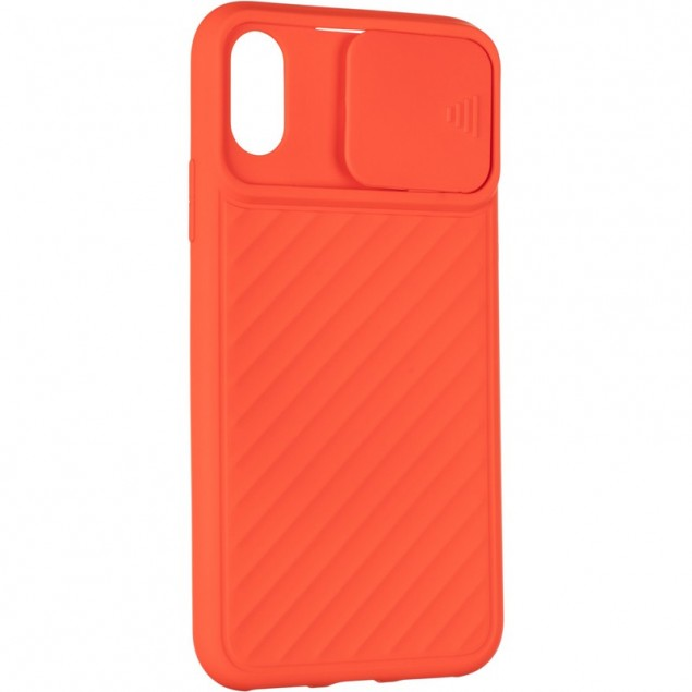 Carbon Camera Air Case for iPhone X/XS Red