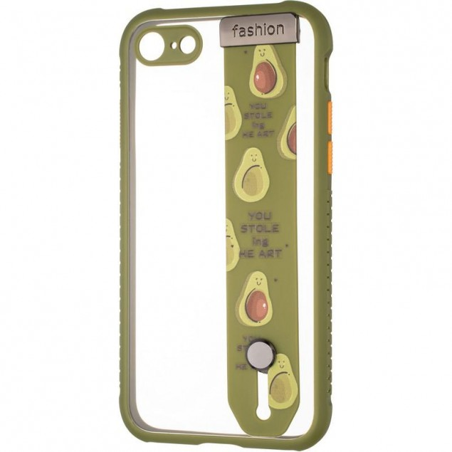 Altra Belt Case for Samsung G985 (S20 Plus) Avocado