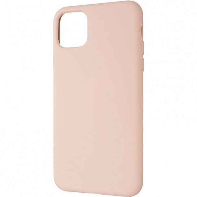 Original Full Soft Case for iPhone 11 Pink Sand (without logo)