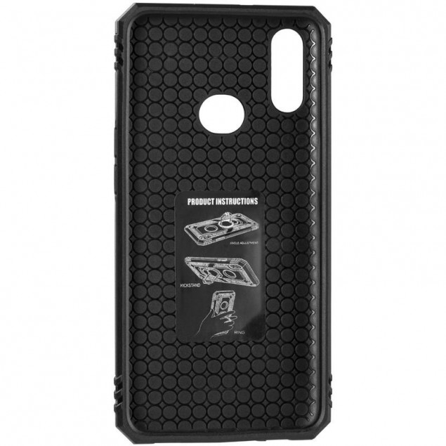 HONOR Hard Defence Series New for Samsung N770 (Note 10 Lite) Black