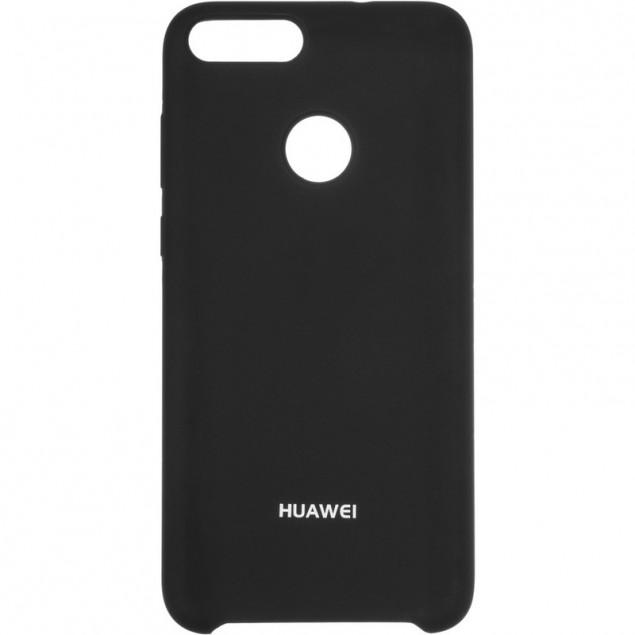 Original 99% Soft Matte Case for Huawei P Smart Black