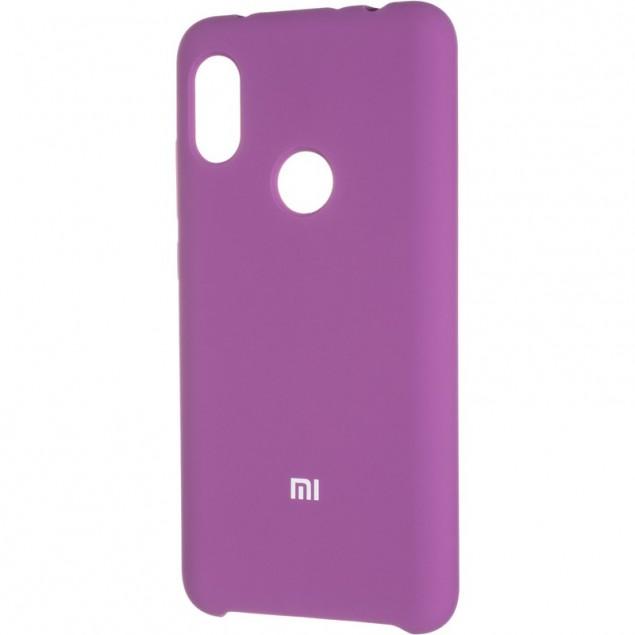 Original 99% Soft Matte Case for Xiaomi Redmi Note 6 Pro Violet