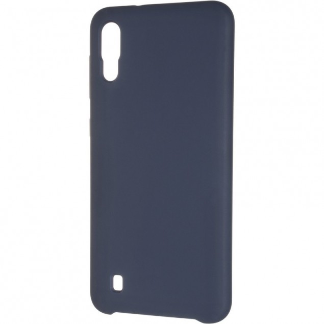 Original 99% Soft Matte Case for Samsung M105 (M10) Dark Blue
