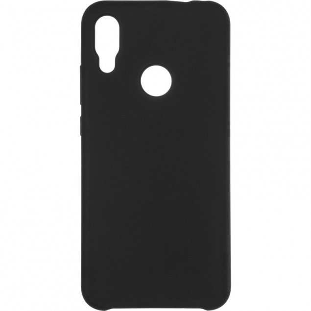 Original 99% Soft Matte Case for Xiaomi Redmi Note 7 Black