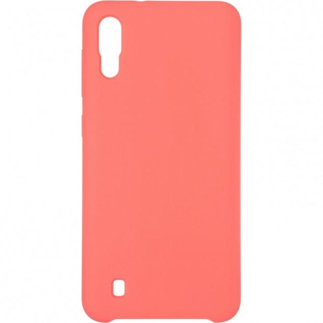 Original 99% Soft Matte Case for Samsung M105 (M10) Red